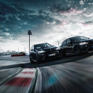 The new BMW X5 M and BMW X6 M. Official Launch Film.