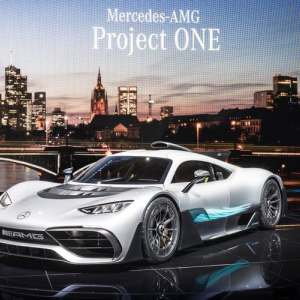 Mercedes-AMG Project ONE: The Future of Driving Performance