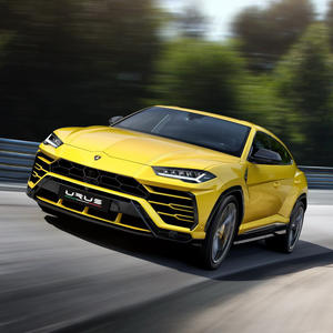 Lamborghini Urus The world's first Super Sport Utility Vehicle