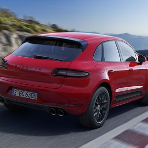 Porsche Macan Turbo Official Trailer